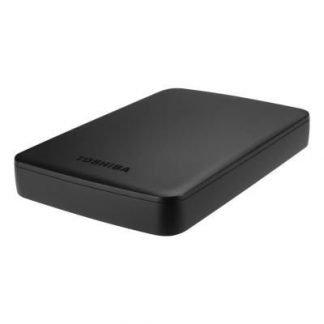 Toshiba CANVIO BASICS 2.5 500GB black USB 3.0