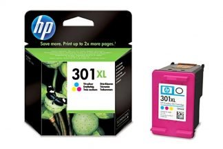 HP 301XL inktcartridge kleur high capacity