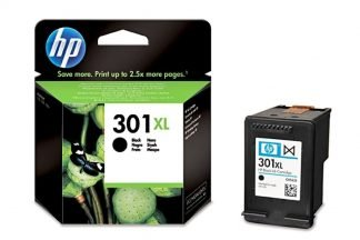 HP 301XL inktcartridge zwart high capacity
