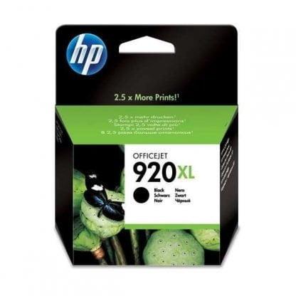 HP 920XL inktcartridge zwart high capacity