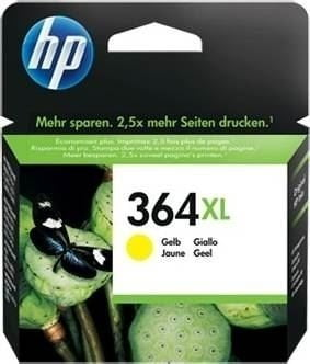 HP 364XL inktcartridge geel high capacity