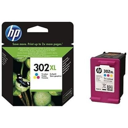 HP 302XL Ink Cartridge - Color
