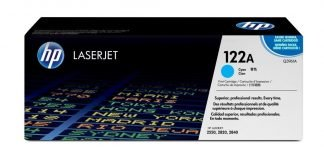 HP 122A Colour LaserJet tonercartridge zwart standard capacity 5.000 pagina's 1-pack