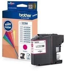 Brother LC-223 inktcartridge magenta