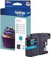 Brother LC-123 inktcartridge cyaan