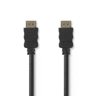 Nedis High Speed HDMI-kabel met Ethernet HDMI - HDMI 10m