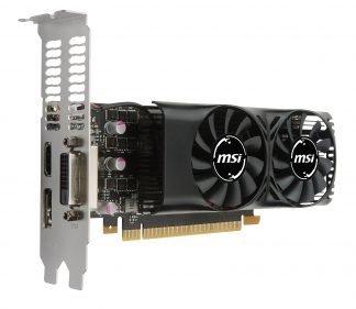 MSI GeForce GTX 1050 TI 4GT LowProfile