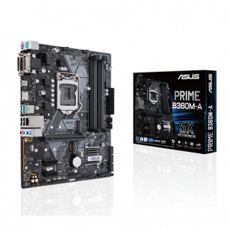 Asus PRIME B360M-A mainboard S1151