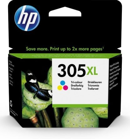 HP 305XL cartridge Kleur