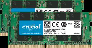 Crucial 32GB CL19 2x16GB DDR4