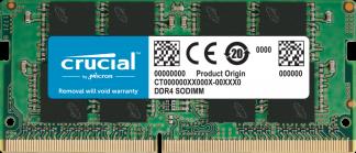 Crucial 4GB DDR4 - 2400 SODIMM 1.2V CL17