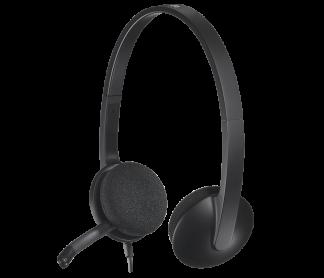 Logitech Stereo H340 headset
